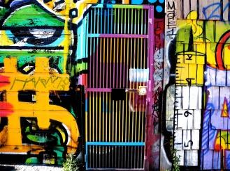 Clarion Alley, San Francisco, California