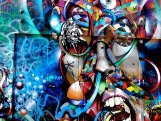 Clarion Alley, San Francisco, Calfornia