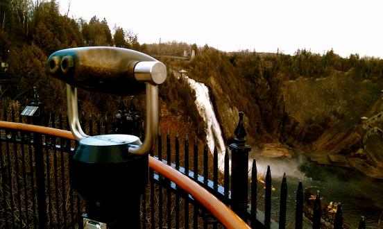 Victoria Falls, Quebec, Canada