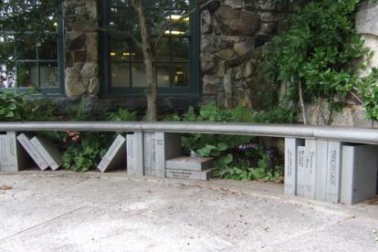 The Children's Garden, Camden Public Library, Maine