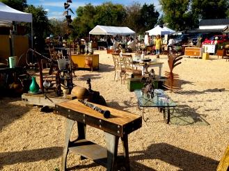 The Oct 3-5 Flea Market
